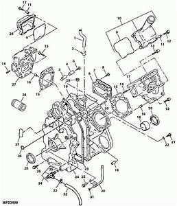 640d John Deere Engine Diagram