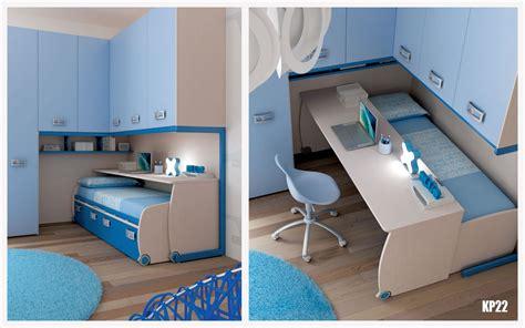 bureau chambre gar n chambre enfant avec lit bureau coulissant