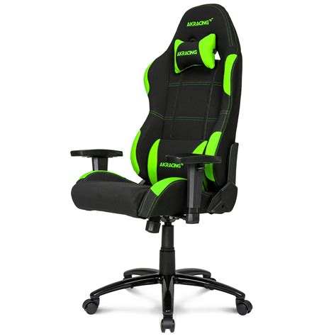 akracing gaming chair vert fauteuil gamer akracing sur