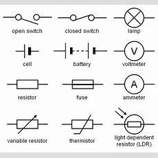 Image Result For Circuit Symbols  Hardware  Circuit Diagram, Math, Circuit