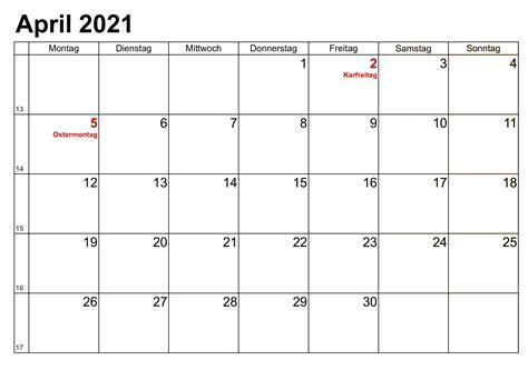 Download kalender 2021 leer in excel xlsx, word docx oder pdf. Monatskalender 2021 Zum Ausdrucken Kostenlos : Gratis Kalender 2021 Druckfahig Feiertage ...