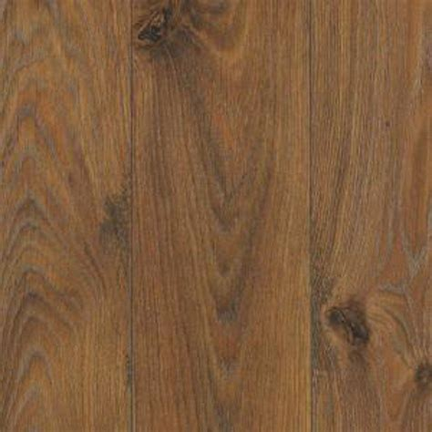 Hampton Bay Barrel Oak Laminate Flooring  5 In X 7 In
