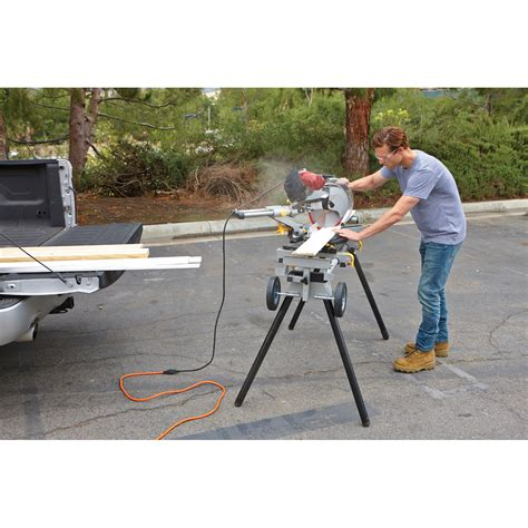 harbor freight table saw stand get miter saw table harbor freight