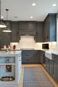 modern kitchen decor with benjamin moore charcoal gray With kitchen colors with white cabinets with charcoal wall art