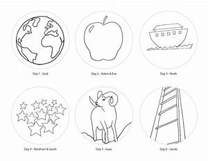 the jesse tree colouring pages With jesse tree ornament templates