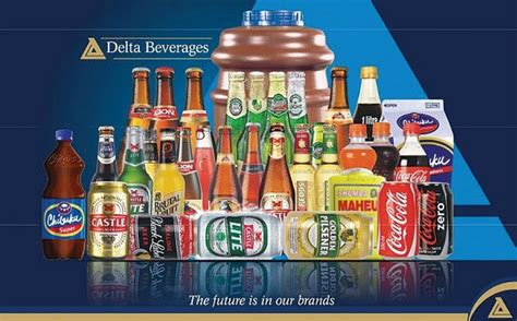 delta beverages delivers good news  beer  soft drink