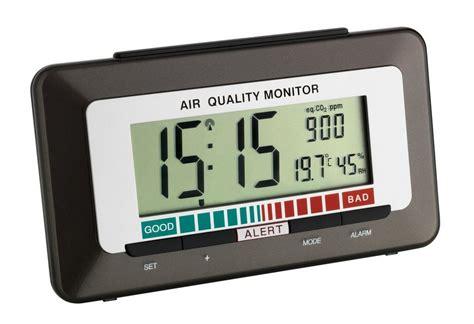 funk überwachungskamera mit monitor tfa dostmann digitaler funk wecker mit luftqualit 228 tsanzeige 187 dicke luft monitor 171 kaufen