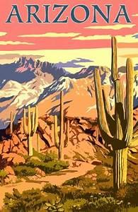 arizona, 11x17, poster