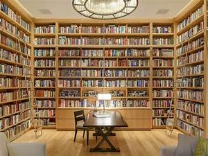 Writing, Space, Library, And, Reading, Room