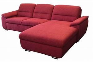 Eckcouch Mit Schlaffunktion Günstig : eckcouch mit schlaffunktion und bettkasten sofadepot ~ Watch28wear.com Haus und Dekorationen