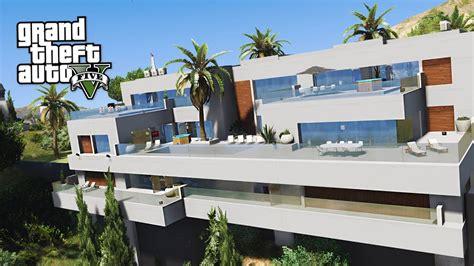 Billionaire Mansions Mod Tour!! (gta 5 Mods)