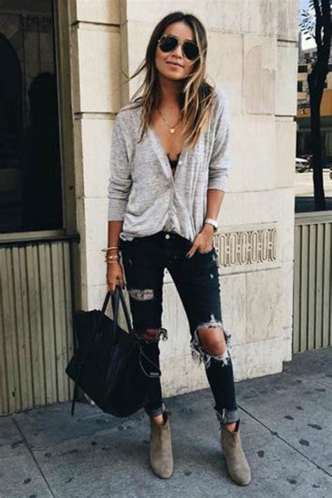Cute Casual Fall Winter Outfits For School Street