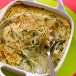 petit plat facile à cuisiner gratin de courgettes pour accompagner tous vos plats