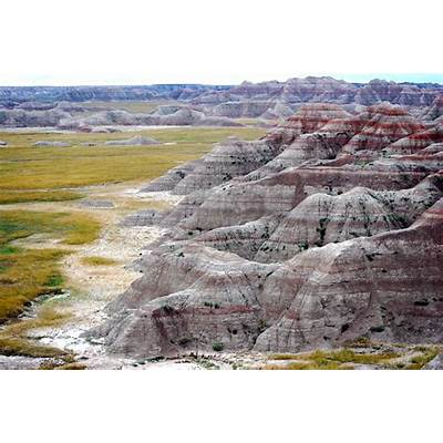 Badlands National ParkDrive The Nation
