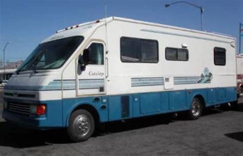 recreational vehicles class  motorhomes  coachmen catalina located  las vegas nevada