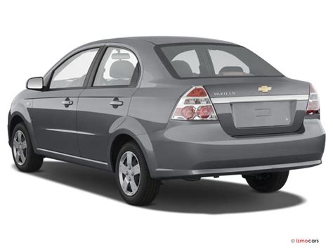 2009 Chevrolet Aveo Prices, Reviews And Pictures