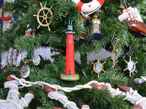 buy jupiter inlet lighthouse christmas tree ornament