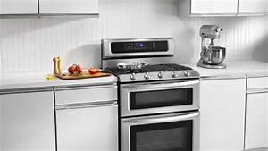 Goedeker39s KitchenAid KGRS505XSS 30quot Gas Sealed Burner