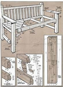 outdoor table and bench plans - 28 images - plans for