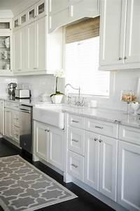 Cuisine Blanche Ikea : la cuisine blanche d 39 hier et aujourd 39 hui ~ Preciouscoupons.com Idées de Décoration