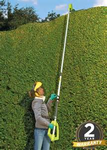 Electric Pole Hedge Trimmers