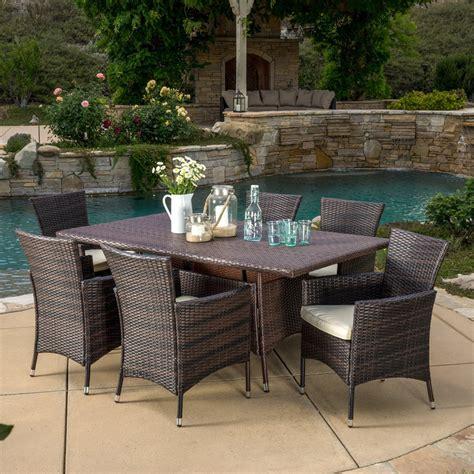 best selling home decor mason 7 piece outdoor wicker