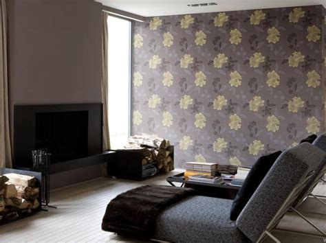 trend minimalist living room wallpaper  ideas