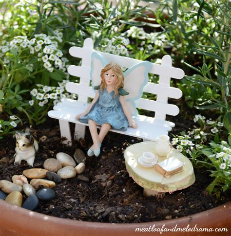 Pictures Of Fairies In The Garden by Easy Diy Fairy Garden Meatloaf And Melodrama