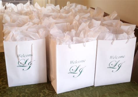 Ideas For Wedding Gift Bags For Hotel Guests Eskayalitim