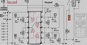 Circuits  Alarm Control Keypad