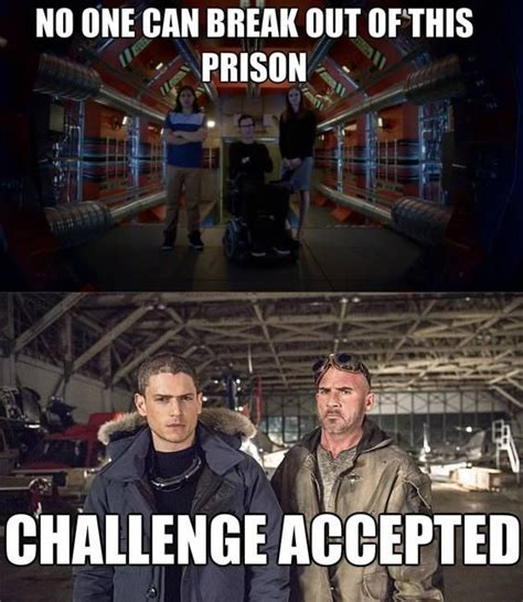Prison Break Memes - 312 best images about tv shows funny memes on pinterest arrow funny merlin memes and ron swanson