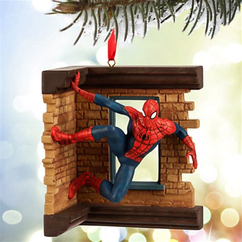 spider man christmas decoration