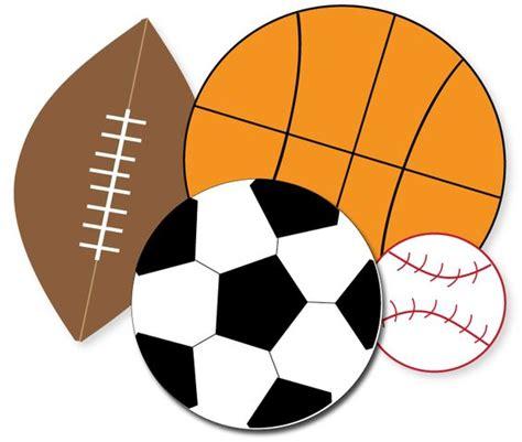 indoor sports cliparts   clip art