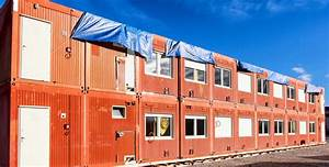 Vancouver to build shipping container homes for homeless