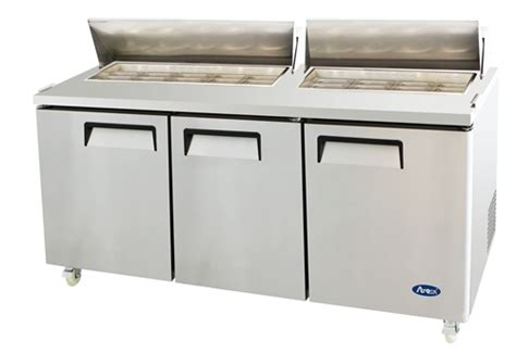 27 inch sandwich prep table atosa msf8304 72 quot sandwich prep table call for better