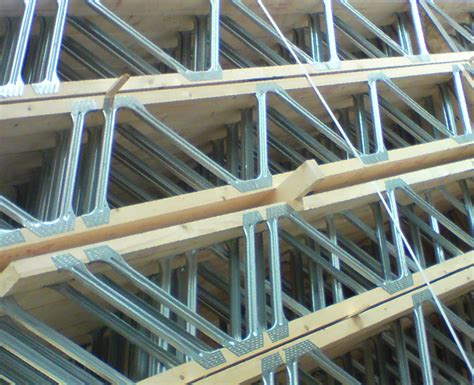Ceiling Joist Spacing Uk by Eco Sustainable Homes Eco Joists Web Floor Joists