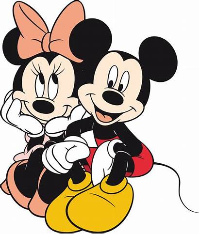 Clipart Mickey Mouse Kiss Minnie Transparent Webstockreview