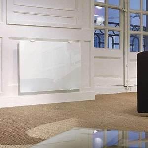 Radiateur à Rayonnement : radiateurs inertie et rayonnement ~ Melissatoandfro.com Idées de Décoration