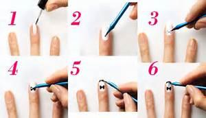 Nail designs step by art