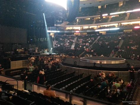 xcel energy center section  concert seating rateyourseatscom