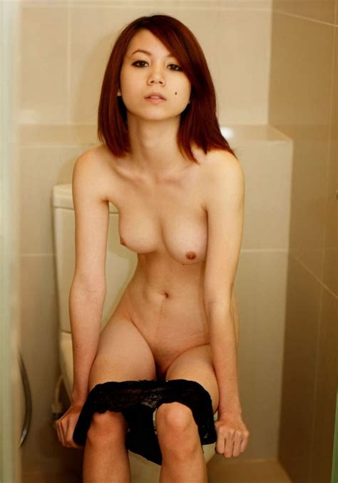 Amateur Asian With Hot Body And Shaved Pussy — Asian