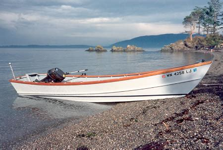 Buy Dory Boat by Wooden Rowing Dory Plans Woodideas