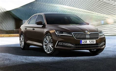2020 The Skoda Superb by 2020 Skoda Superb To Launch In India By Mid 2020