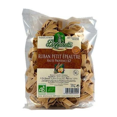 Achetez ces produits italiens, en vente sur notre site internet. Pâtes Ruban Petit Epeautre Bio de Haute Provence dans vos Paniers