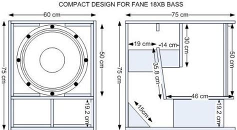 Speaker Cabinet Design Plans Savaeorg