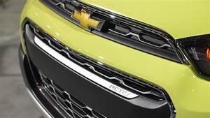 2016 Chevy Spark Ev Manual