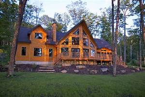 Timber Block FAQ: How much does a Timber Block Log Home