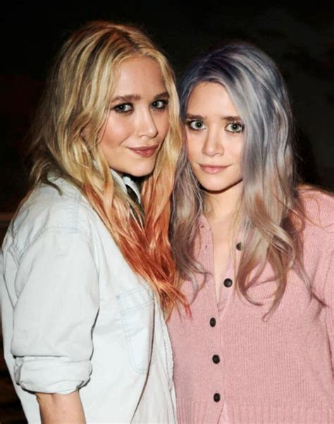 Mary Kate And Ashley Olsen Hair Ashley Marykate Olsen