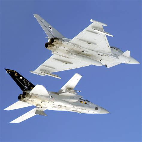 Nato Ef 2000 And Tornado Development, Production