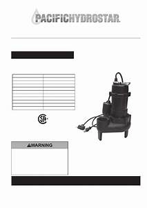 Harbor Freight Tools 1  2 Hp Cast Iron Sewage Pump With